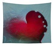 Oceans Heart Tapestry