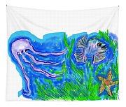 Oceans Wonders  Tapestry