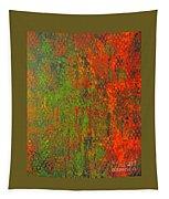 October Rust Tapestry