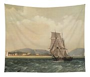 Off Mount Desert Island, Maine Tapestry