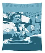 Office Space Milton Waddams Movie Quote Poster Series 003 Tapestry