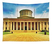 Ohio Statehouse Tapestry