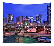 Okc Early Evening Tapestry