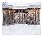 Old Barn Musterfield Farm Tapestry