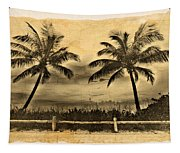 Old Beach Tapestry