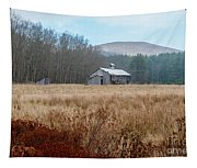 Old Farm Saturated Tapestry