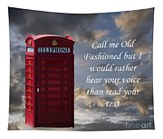Old Fashioned Tapestry