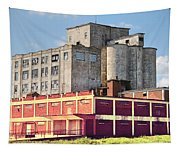 Old Flour Mill Tapestry