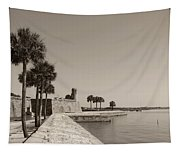 Old Fort, St. Augustine, Florida Tapestry