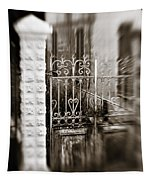 Old Heart Gate Tapestry