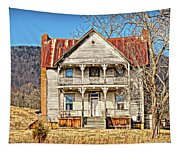 Old Homestead Tapestry