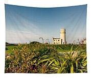 Old Hunstanton Lighthouse North Norfolk Uk Tapestry