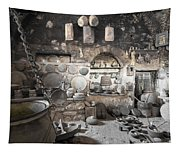 Old Kitchen Tapestry