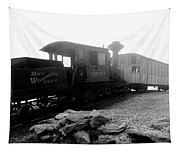 Old Locomotive Tapestry