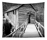 Old Mill 1 Tapestry
