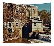Old Mill In Autumn Tapestry