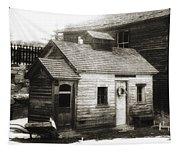 Old Miner Tapestry