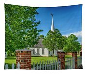 Old Peace Chapel Defiance Mo 7r2_dsc6739_04252017 Tapestry