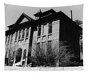 Old School House Tapestry