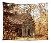 Old Church - Vintage Tapestry