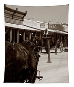 Old West Tapestry