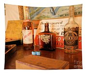 Old Whiskey Tapestry