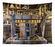Old Wine Press 2 Tapestry