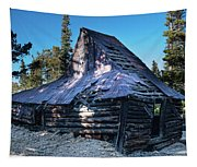 Old Witch Hat Gold Mine Tapestry