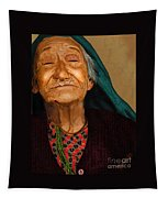 Old Women Tapestry