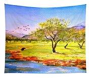 Olive Grove Tapestry