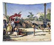 Olympic Games Tapestry
