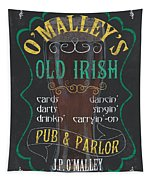 O'malley's Old Irish Pub Tapestry