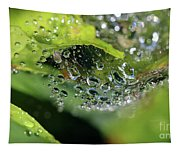 On Drops Of Dew Tapestry