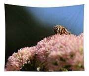 On Flower Mountain Tapestry