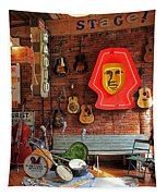 On Stage Tapestry