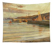 On The North Devon Coast Tapestry