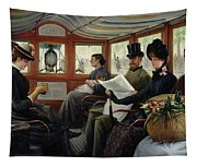 On The Omnibus Tapestry