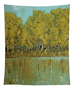 On The River Tapestry