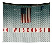 On Wisconsin  Tapestry