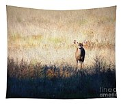 One Cute Deer Tapestry