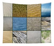 One Day At The Beach  Tapestry