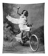 One For The Road, C1900 Tapestry