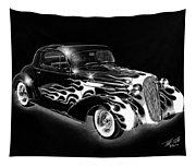 One Hot 1936 Chevrolet Coupe Tapestry