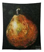 One Pear Tapestry