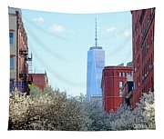 One World Trade Center In Spring Tapestry
