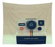 Onestep Polaroid Tapestry