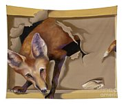 Oops I Was Looking For The Hen House Tapestry