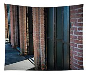 Open Doors Tapestry