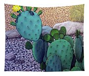 Opuntia Tapestry