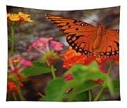 Orange You Pretty Tapestry